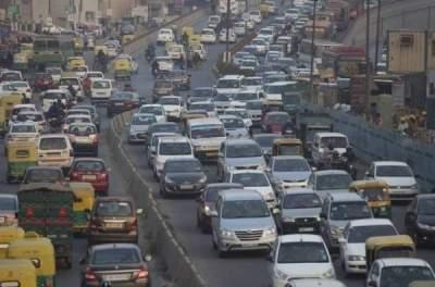Китайский рынок автомобилей продемонстрировал внезапное падение
