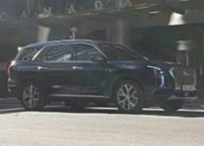 Обновленную модель Hyundai впервые сфотографировали на дорогах