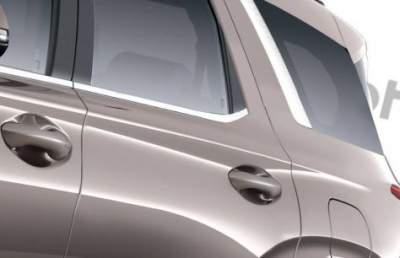 Hyundai разместил тизерное фото кроссовера Palisade