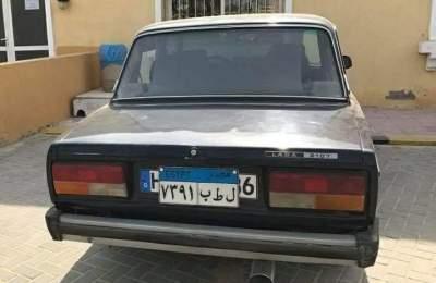 ВАЗ на евробляхах добрался до Египта