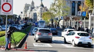 В одной из европейских столиц запретили использовать старые машины