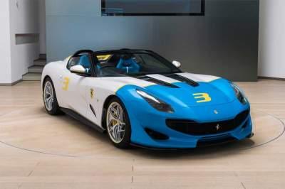 Ferrari готовит новую эксклюзивную модель