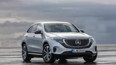 В Китае запустят производство электромобилей Mercedes-Benz