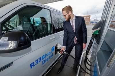 Volkswagen разработала собственное дизельное топливо