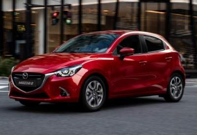 Популярная модель Mazda станет кроссовером