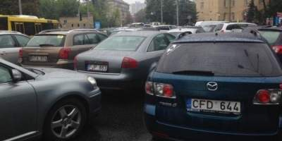 Украинских евробляхеров предупредили о новых аферах