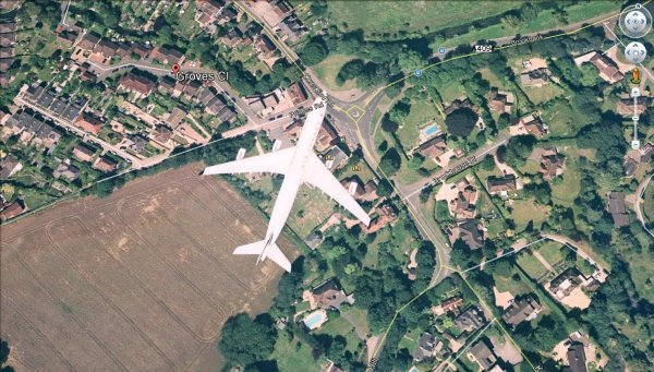 Google запустил сервис, который позволит создавать виртуальную аэросъёмку