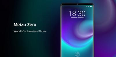 Смартфон Meizu Zero будет стоить 2000 долларов
