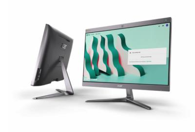 Acer представила новые устройства для Chrome OS