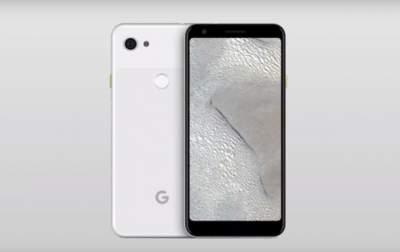 Появилась информация о смартфонах Pixel 3 Lite и Pixel 3 XL