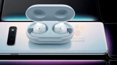 Samsung готовит к презентации беспроводные наушники