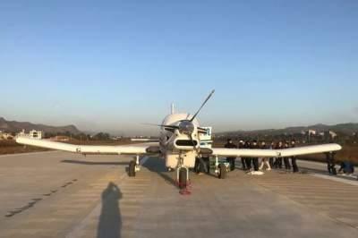 В Китае запустили серийное производство беспилотного грузового самолета
