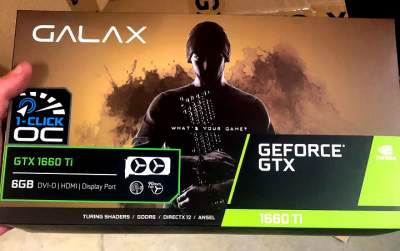 До конца недели Nvidia представит видеокарты GeForce GTX 1660 Ti