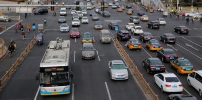 В Китае появится умная дорога с поддержкой 5G