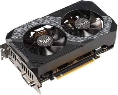 ASUS готовит видеокарты GeForce GTX 1660 Ti
