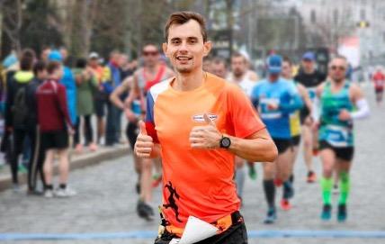 Игорь Сподин рассказал, как стал марафонцем
